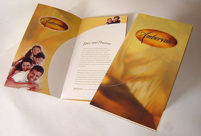 Ambervales Housing Community Brochure